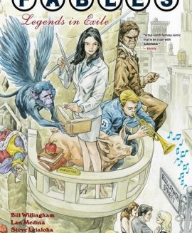 Fables (01): Legends In Exile