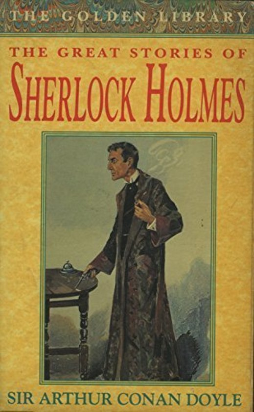 The great stories of Sherlock Holmes