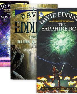 The Elenium Series van David Eddings, compleet 3 delen