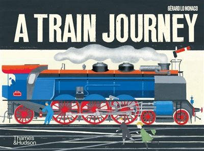 A train journey a pop-up history of rail travel