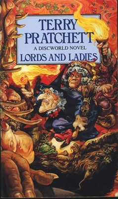 Discworld (14) lords and ladies