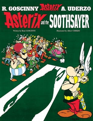 Asterix (19) asterix and the soothsayer (english)