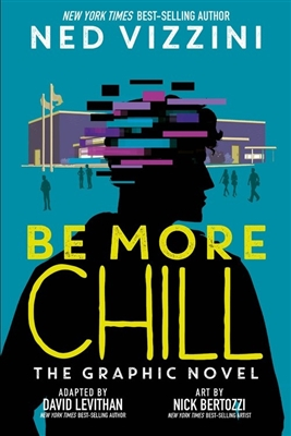 Be more chill the graphic novel
