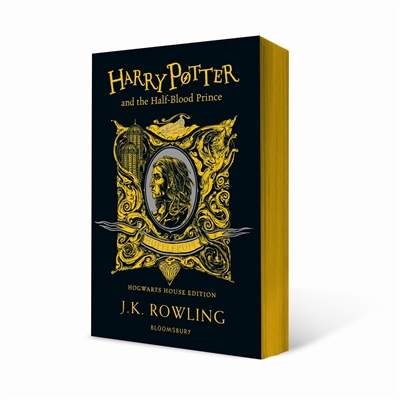 Harry potter (06) harry potter and the halfblood prince – hufflepuff edition
