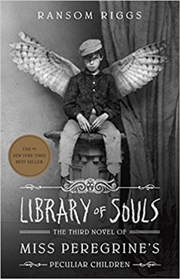 Miss peregrine's peculiar children (03) library of souls