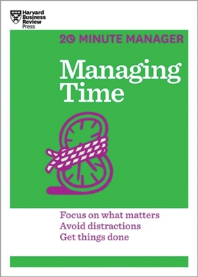 20 minute manager managing time