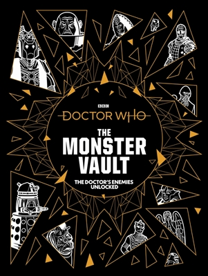 Doctor who the monster vault