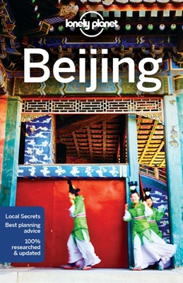 Lonely planet city guide beijing (11th ed)