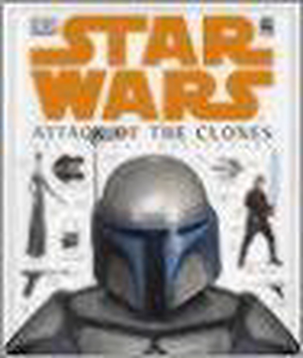 Star Wars Episode II The Visual Dictionary