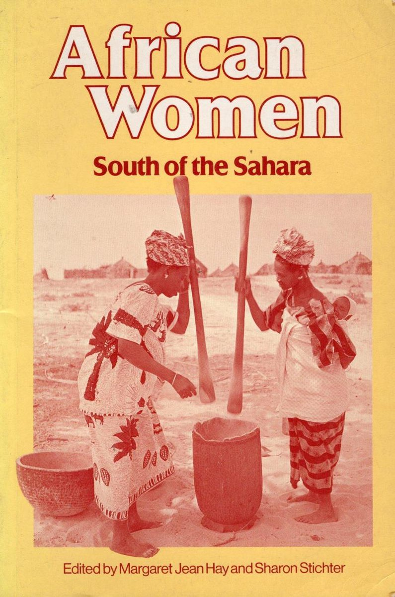 African Women South Of The Sahara