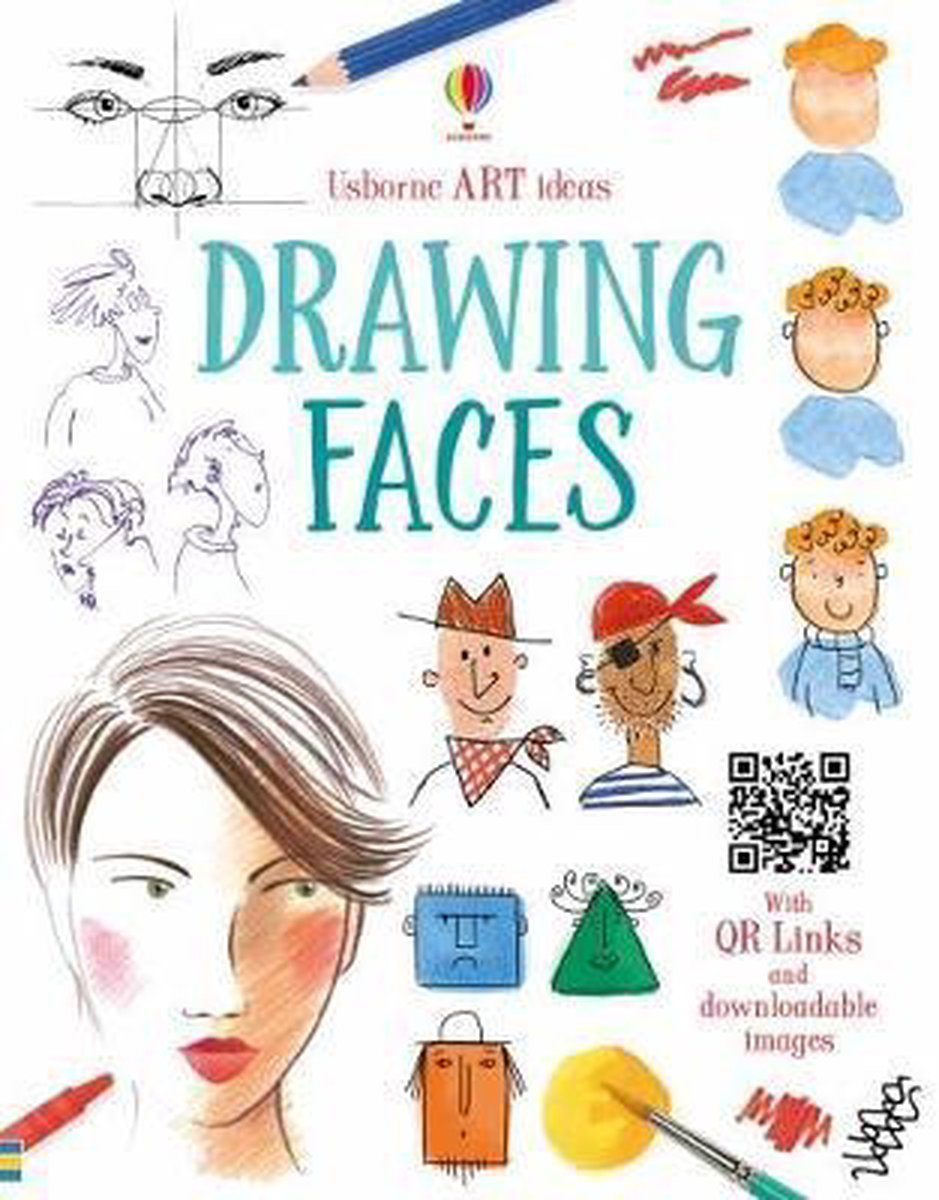 Art Ideas Drawing Faces